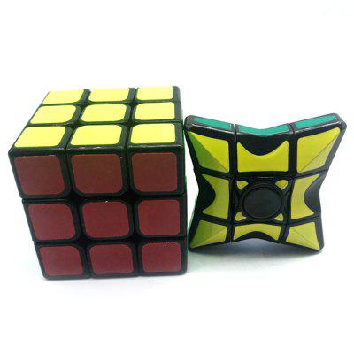 Puzzle Hands-on Casual 3rd Order Combinarea degetelor Set Rubik  's Cube