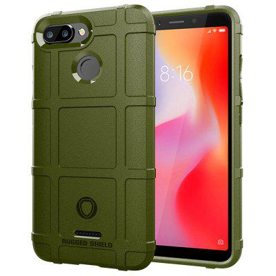 ASLING Shield Series TPU Case Phone Protector for Xiaomi Redmi 6