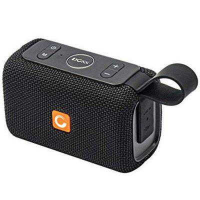 DOSS E - Go Portable Bluetooth Speaker IPX6 WaterProof Soundbox