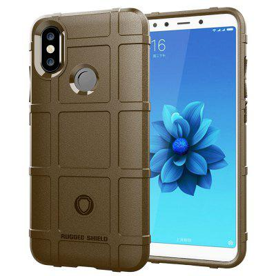 ASLING Shield Series TPU Case Cover Protector for Xiaomi Mi A2 / 6X