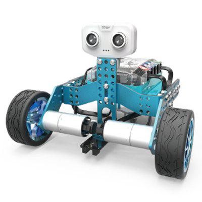 2-in-1 Intelligent Programmable Robot Kit Toy