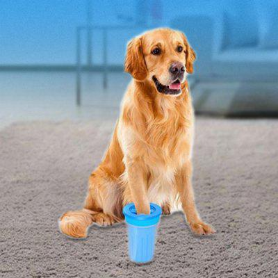 LORONZ Dog Foot Cleaning Cup