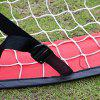 Children's Outdoor Sports Folding Soccer Goal - RED
