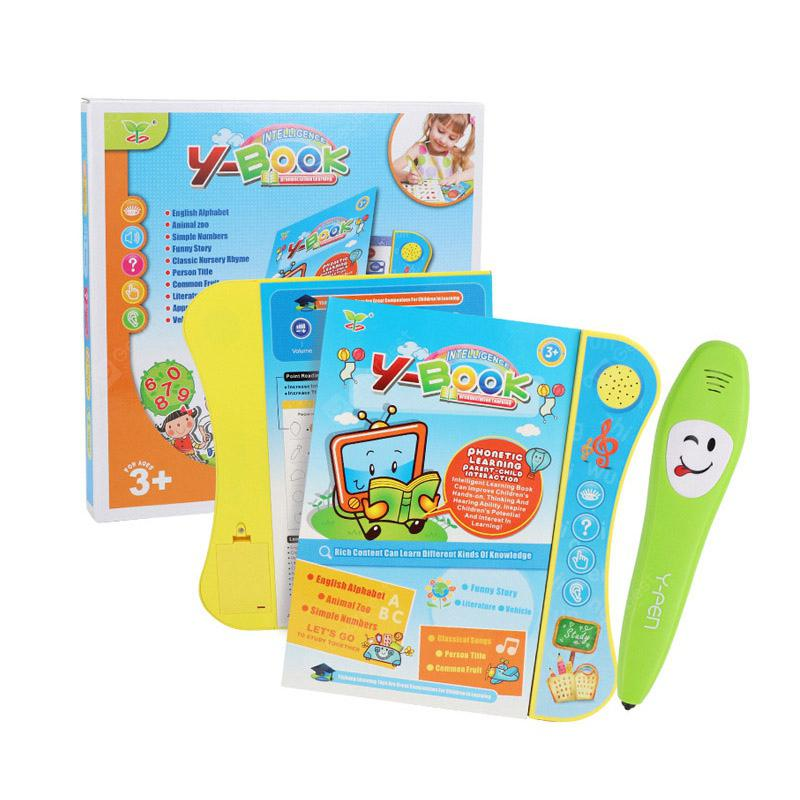 YS2605C Point Reading Tablet Learning Machine - Multi