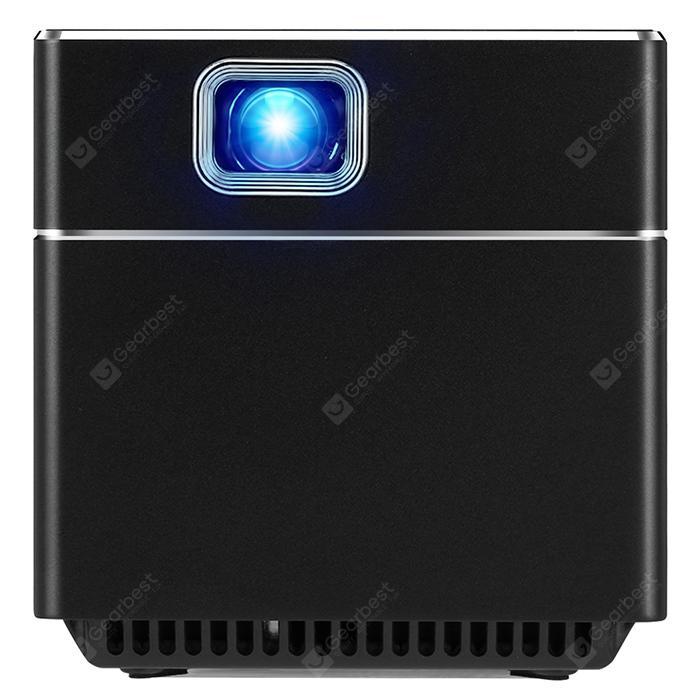 Alfawise X1 Mini 2.1 inch Wireless DLP Projector