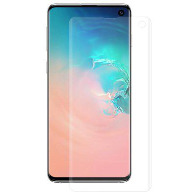 Hat - Prince Front + Rear 3D Hydrogel Film for Samsung Galaxy S10