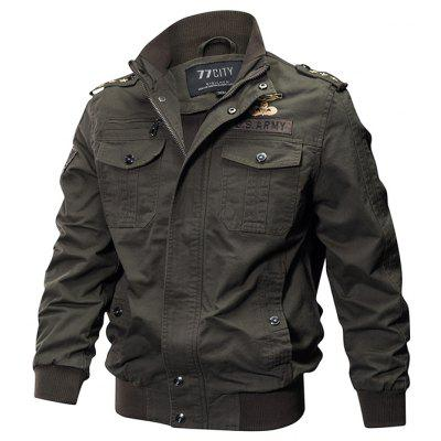 Men's Tooling Jacket Personality