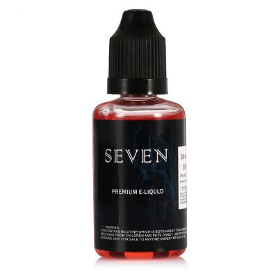 SEVEN Strawberry Flavor E-juice