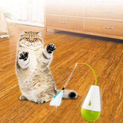 Funny Feather Tumbler Funny Cat Toy