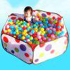 WZFQ Ocean Ball Pool Game Tenda per bambini - BIANCA
