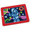 3D Magic Drawing Pad 3D Schetsblok - ROOD