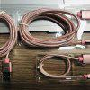 TGVi'S 8 Pin 2A Fast Charging Data Sync Cable - ROSE GOLD