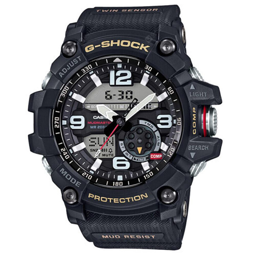 CASIO GG - 1000 - 1A3 Men's Fashionable Waterproof Sports Quartz Watch