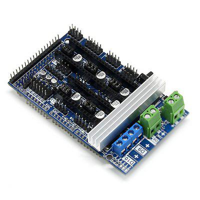 Gocomma Ramps1.6 3D Expansion Board with Heat Sink for Arduino