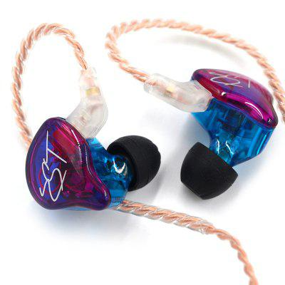 KZ ZST PRO Detachable Wired Earbuds Under $14: KZ In-ear Earphones Never Lets His Owners Down!