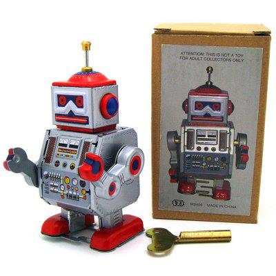 MS406 Tin Skin Robot Adult Collection Toy
