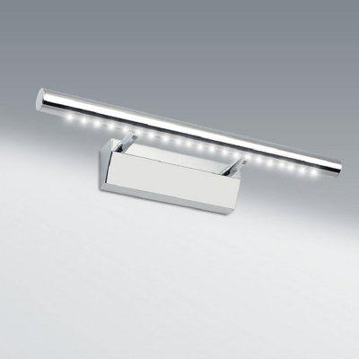 LED Stainless Steel Mirror Bathroom Light