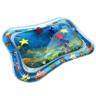 Inflatable Tummy Time Premium Water Mat for Infants Toddler