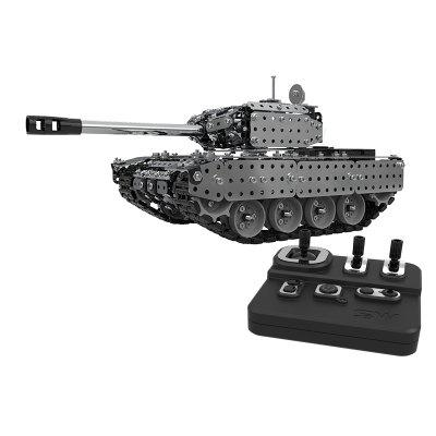 SW(RC) - 006 Remote Control Tank Kit