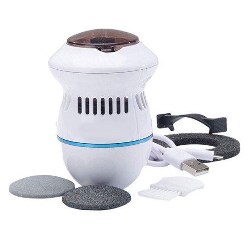 Rechargeable Electronic Foot File Callus Hard Skin Remover Foot Grinding Machine
