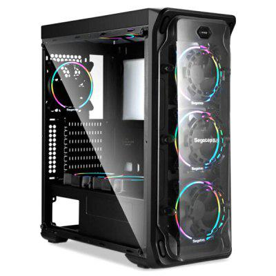 Segotep LUX Full Side Transparência Computer Case