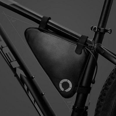 ROSWHEEL New Series Bicycle Triangle Bag