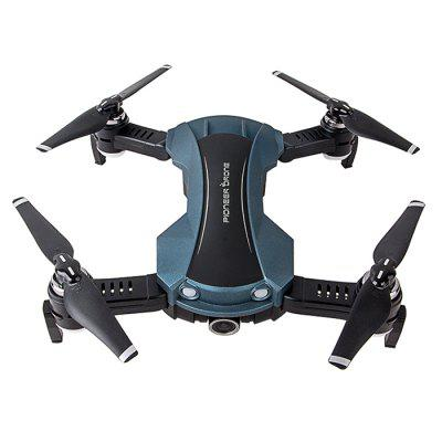 JDRC JD - 65G WiFi FPV Foldable Drone RC Quadcopter Image