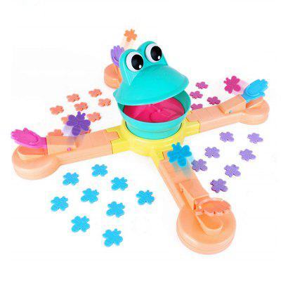 Feeding Frog Projection Toy