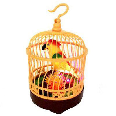 Electric Sounding Simulation Sound Control Bird Cage