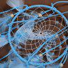 Dream Catcher Wind Chime Hand Pendants Creative Home Ornaments - BLUE IVY
