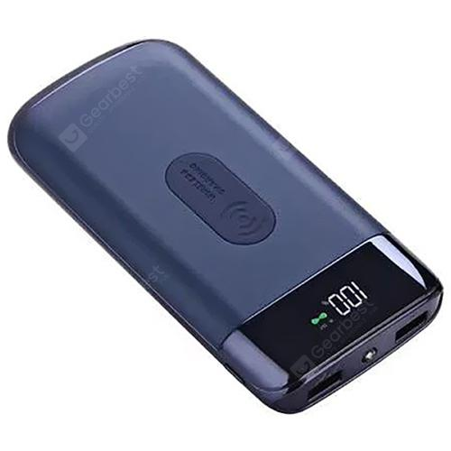 Wireless Charging Treasure Mobile Power Bank 10000mAh