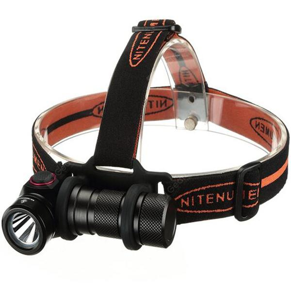 NITENUMEN H01 USB Charging CREE XP-L V5 Mini Flashlight - Black