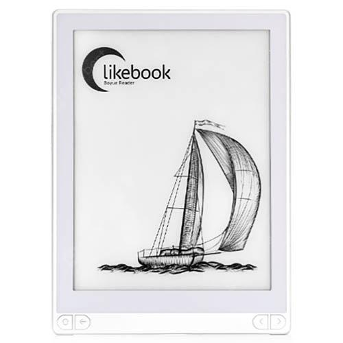 Likebook Mimas T103D 10.3 inch Octa Core E-Book Reader with Dual Front Light Stylus