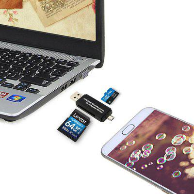 Multifunctional OTG Card Reader