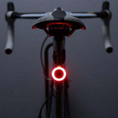 Utorch USB nabíjanie Creative Taillight