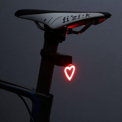 Utorch USB Charging Taillight at $4.99 with Which You Can Be Easily Seen in the Dark for Safer Riding