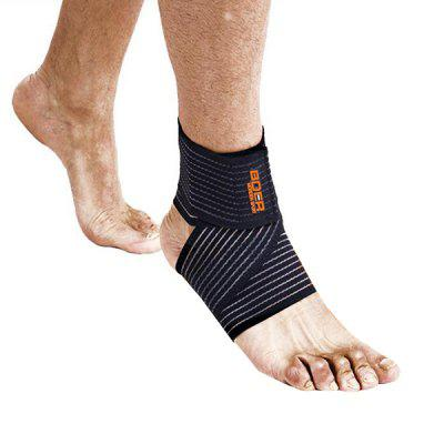 BOER High Elastic Mountaineering Wrap Ankle Support