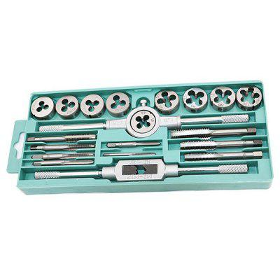 Metric Hand Tap Wrench Spanner Tool Set