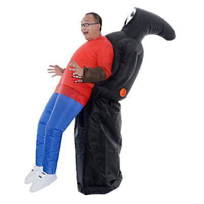 Polyester Adult Inflatable Funny Costume