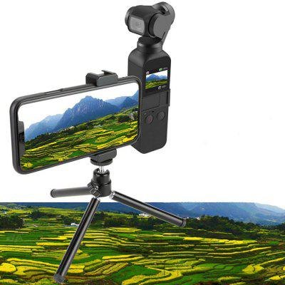 Mobile Phone Holder + Tripod CNC Hardware for DJI Osmo Pocket