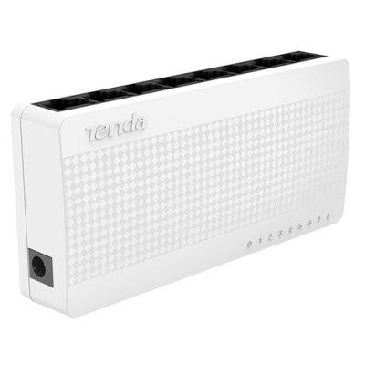 TENDA S108 8-port Fast Ethernet Switch