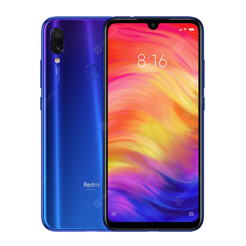 Xiaomi Redmi Note 7 4G Phablet Global Version - Blue