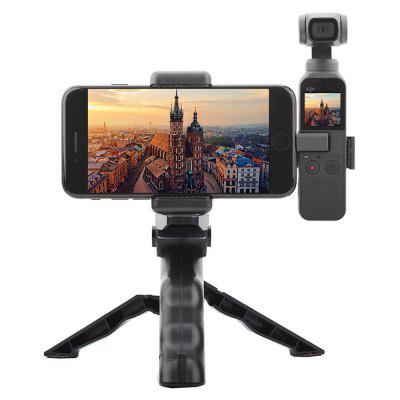 PTZ Mobile Phone Holder with Handheld Tripod for OSMO Pocket