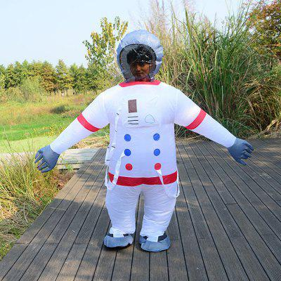 Nadmuchiwany komplet lalek Space Astronaut