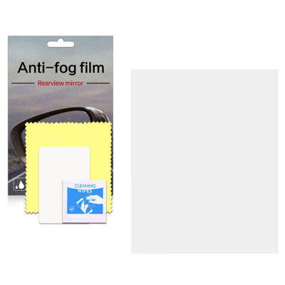 Car Rearview Mirror Rainproof Film 2pcs
