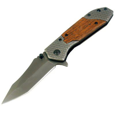 X66 Outdoor Multifunction Fast Folding Knife