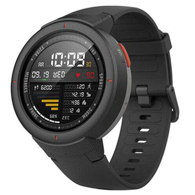 AMAZFIT Verge Multifunctional IP68 Waterproof Practical Smart Watch