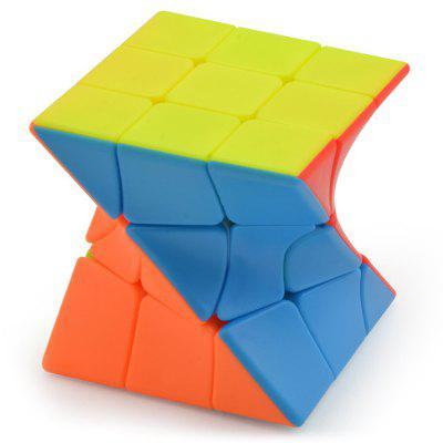 Brinquedos educativos Twisted Magic Cube