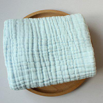 105cm x 105cm Pure Color Gauze Newborn Bath Towel
