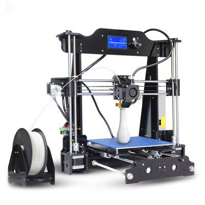 Gearbest Tronxy X8 220 x 220 x 200mm Desktop DIY 3D Printer